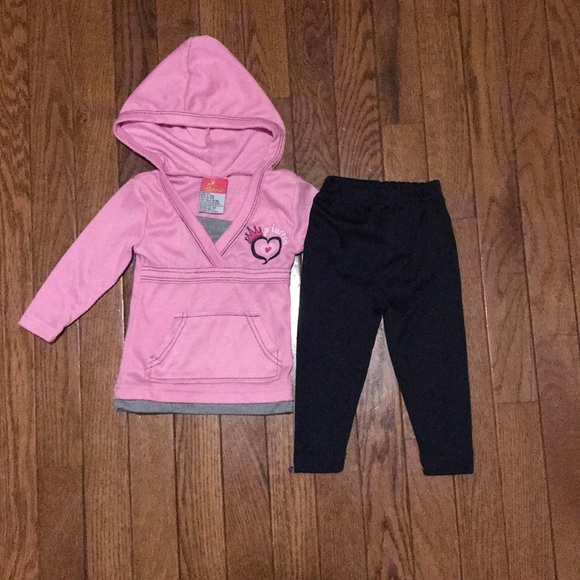 Next Baby Girls Hoodie 6-9 Months Baby Girls' Clothing (0-24 Months)